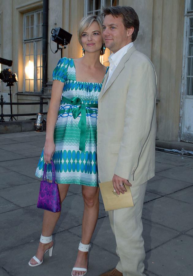 Monika twierdzi, że w jej małżeństwie z Jamiem panował chłód /Andras Szilagyi /MWMedia