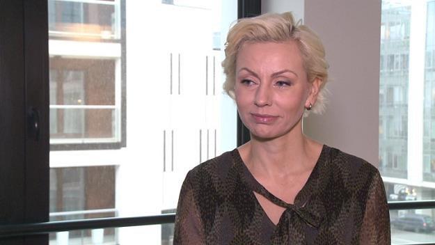 Monika Zakrzewska, prezes Fundacji Rozwoju Rynku Finansowego /Newseria Biznes