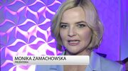 Monika Zamachowska: Moda nie jest jej mocną stroną