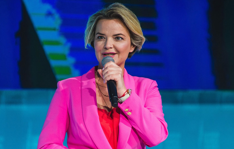 Monika Zamachowska /Karol Makurat/REPORTER /Reporter