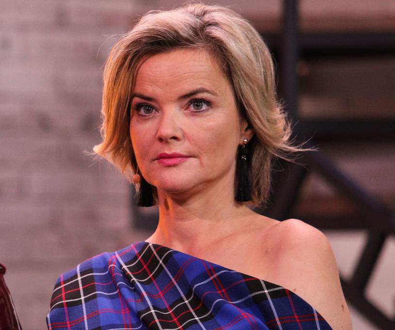 Monika Zamachowska /ForumGwiazd /Agencja FORUM