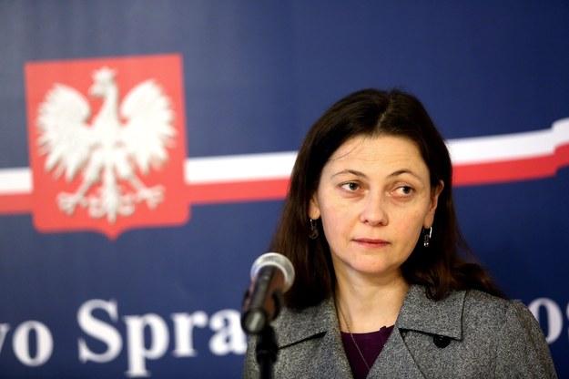 Monika Zbrojewska /Tomasz Gzell /PAP