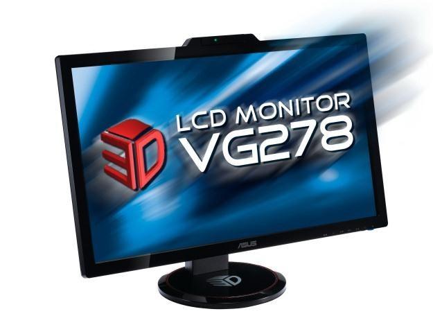 Monitor 3D VG278H /materiały prasowe