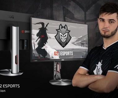 Monitor AOC G2590PX/G2 w wersji G2 Esports