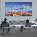 Monitor LG LED Signage z bezstykowymi złączami