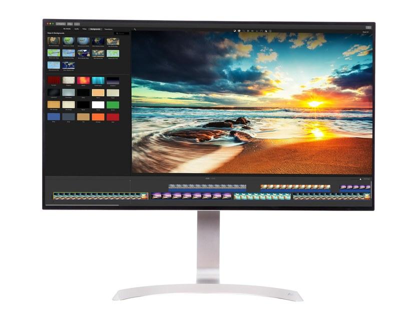 Monitor LG UHD 4K (model 32UD99 /materiały prasowe
