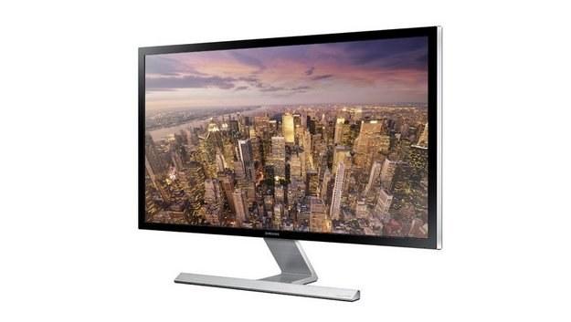 Monitor Samsunga Ultra HD 590 /materiały prasowe