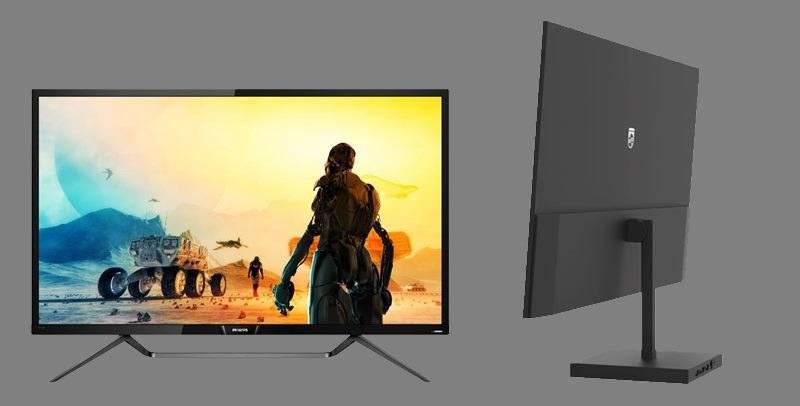 Monitory, jakie zostaną zaprezentowane przez Philipsa na IFA 2018 /materiały prasowe