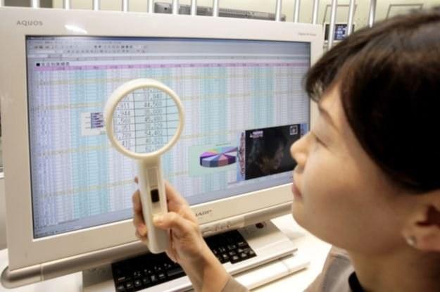 Monitory LCD zastępują technologię CRT /AFP