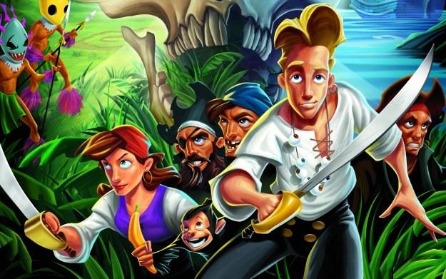 Monkey Island /materiały prasowe