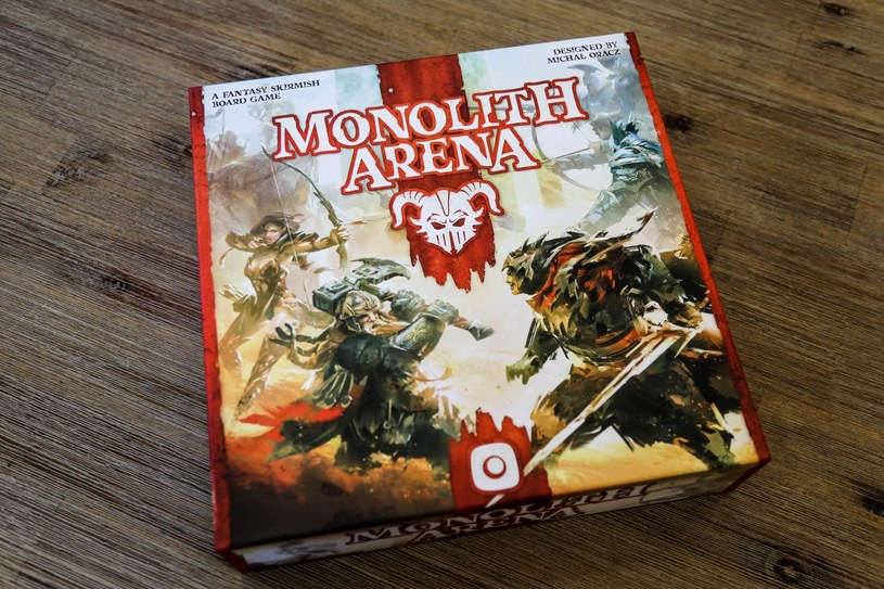 Monolith Arena /materiały prasowe