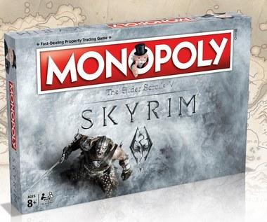 Monopoly doczeka się specjalnej wersji bazującej na Skyrimie