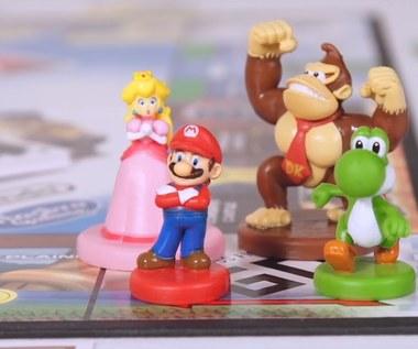 Monopoly Gamer Edition - Super Mario zawita na planszę