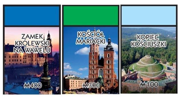 Monopoly: Kraków /materiały prasowe