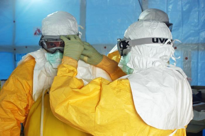 Monrovia, stolica Liberii. W 2014 roku w kraju wybuchła epidemia eboli, Fot: Athalia Christie / phil.cdc.gov /