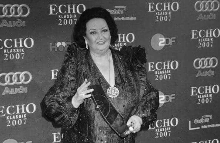 Monserrat Caballe /Getty Images