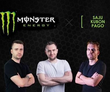 Monster Energy stawia kolejny krok w polskim gamingu
