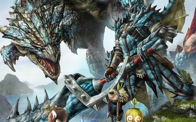 Monster Hunter 3 /materiały prasowe