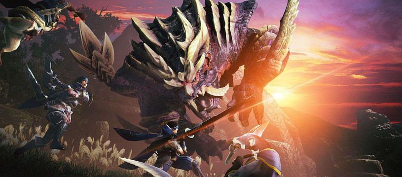 Monster Hunter Rise /materiały prasowe