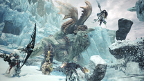Monster Hunter World: Iceborne - nowy zwiastun gry