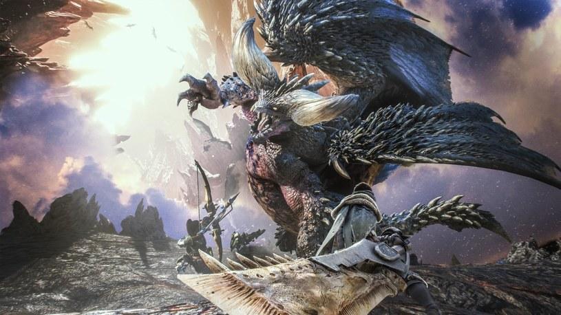 Monster Hunter: World /materiały prasowe