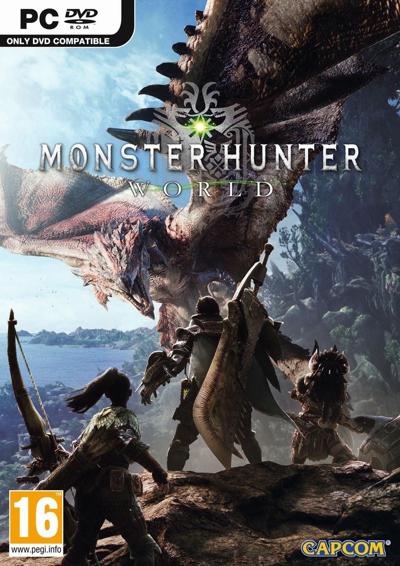 Monster Hunter World /materiały prasowe