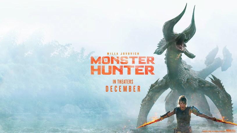 Monster Hunter /materiały prasowe