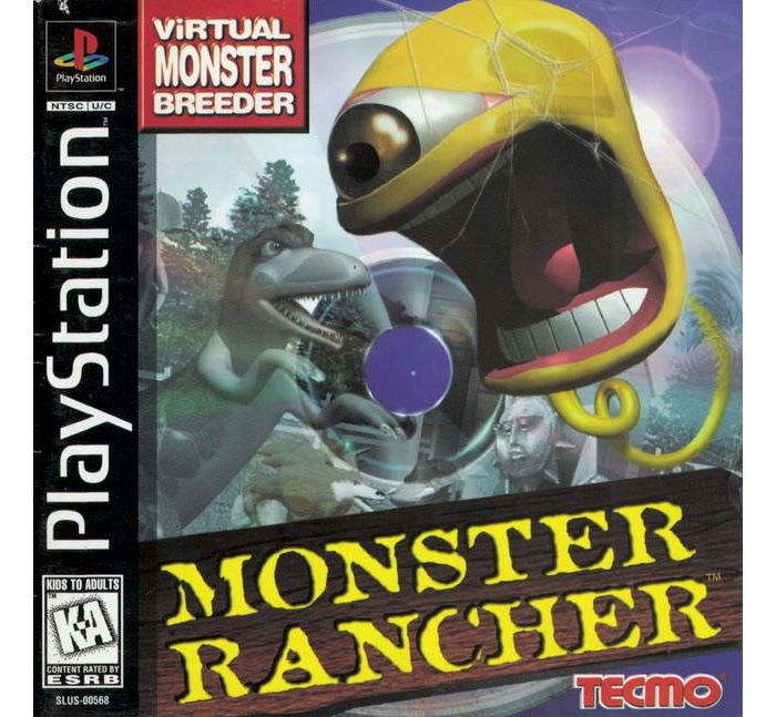 Monster Rancher /materiały prasowe