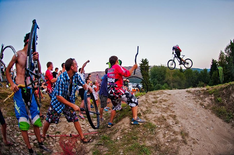 Monster Whip Contest /INTERIA.PL