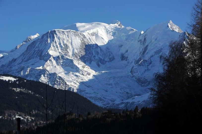 Mont Blanc /AFP