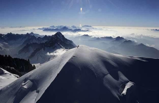 Mont Everest /AFP