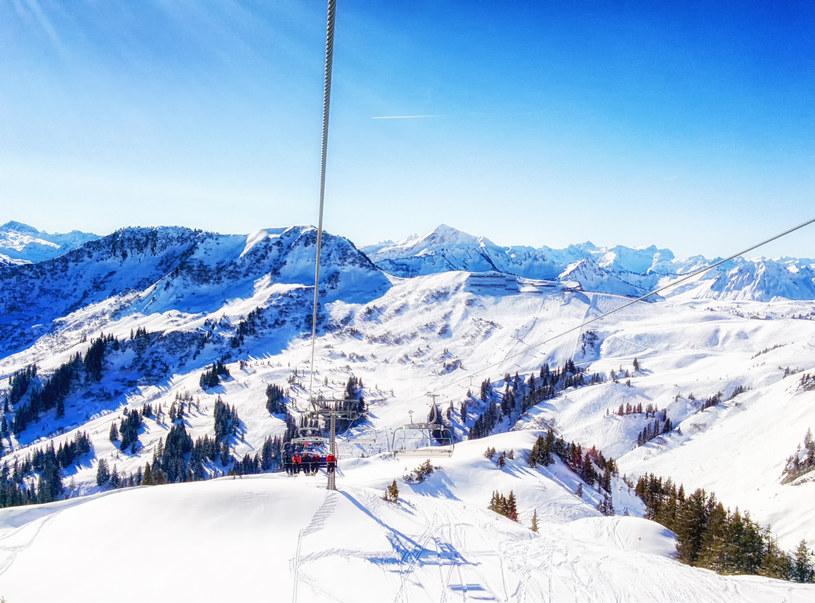 Montafon to dolina w austriackim kraju związkowym Vorarlberg, otoczona pasmami Verwallgruppe i Silvretta, niedaleko granicy ze Szwajcarią /123RF/PICSEL