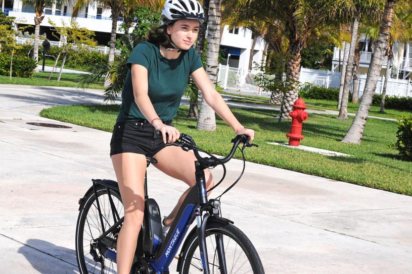 Montague prezentuje rower M-E1 /materiały prasowe
