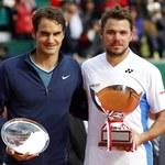 Monte Carlo: Wawrinka pokonał Federera w finale