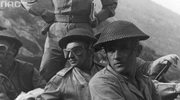 Monte Cassino: Złodzieje złomu rozkradają polski czołg