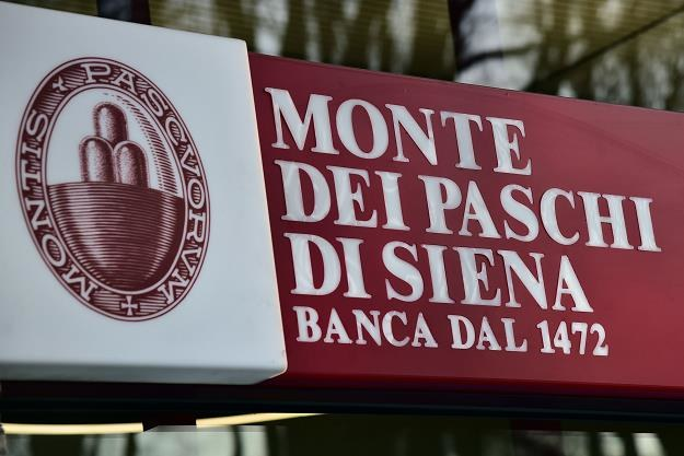 Monte dei Paschi di Siena założono w 1472 roku /AFP