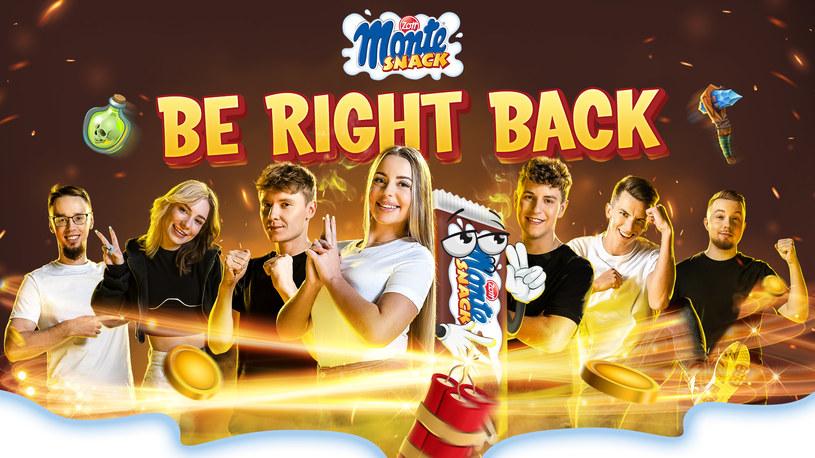 Monte Snack #BRB Cup /materiały prasowe