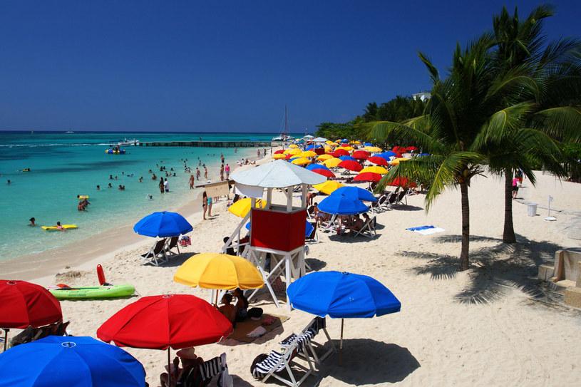 Montego Bay. Doctor's Cave - najpiękniejsza plaża na całych Karaibach /123RF/PICSEL