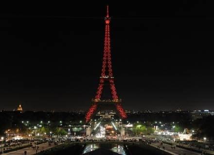 Montparnasse, najsławniejsza dzielnica Paryża, od zawsze przyciągała artystów. /Getty Images/Flash Press Media