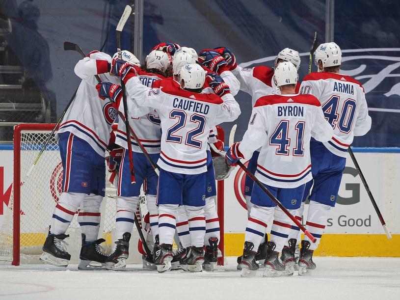 Montreal Canadiens /AFP/GETTY IMAGES NORTH AMERICA Claus Andersen/ca /AFP