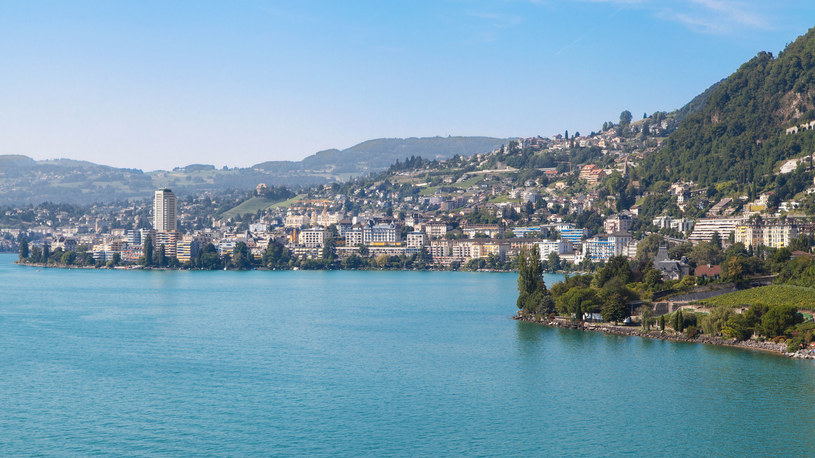 Montreux - kurort w sercu riwiery /123RF/PICSEL