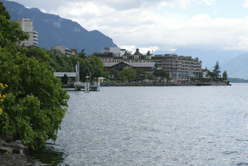 Montreux - kurort w sercu riwiery /INTERIA.PL