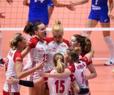 Montreux Volley Masters: Polki przegrały z Chinkami na zakończenie turnieju