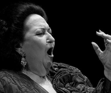 Montserrat Caballe nie żyje. Gwiazda opery miała 85 lat