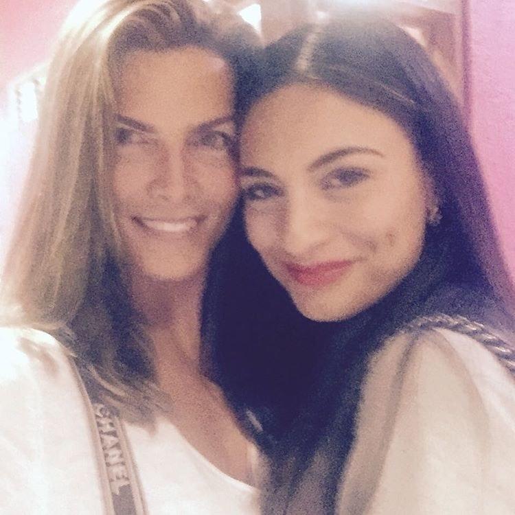 Montserrat i Ana Brenda wyśmiały w komentarzu pod zdjęciem słodką dedykację Barbary /Instagram /internet