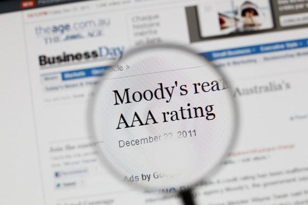 Moody's grozi obniżeniem ratingu Francji, W. Brytanii i Austrii, fot. Thomas Coex, AFP /Agencja SE/East News