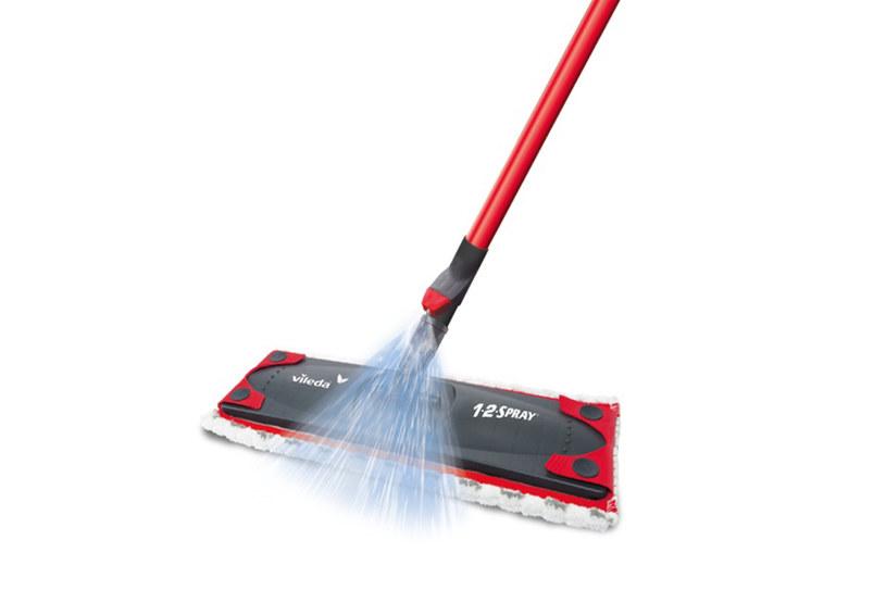 Mop Vileda 1-2 Spray /materiały prasowe
