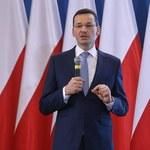 Morawiecki: Ambicją rządu jest, by za pięć lat średni dochód na głowę wynosił ok. 80 proc. średniej unijnej