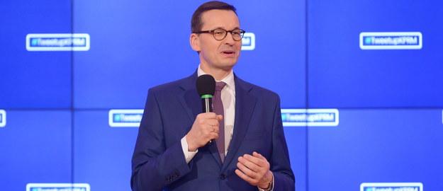 Morawiecki chce rozmawiać z szefami klubów parlamentarnych o zmianach w prawie