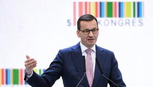 Morawiecki: Chcemy, aby szybko rosły wynagrodzenia